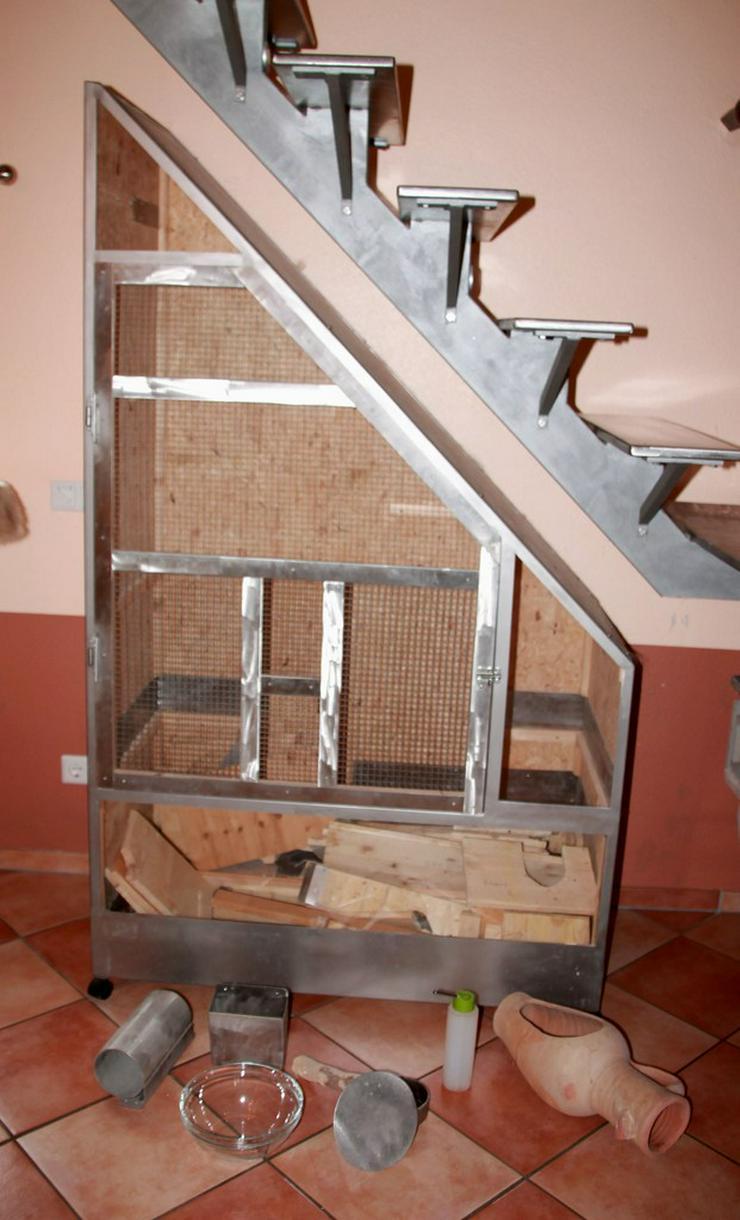 Käfig für Chinchillas - letzte Chance - Käfige, Ställe & Ausstattung - Bild 1