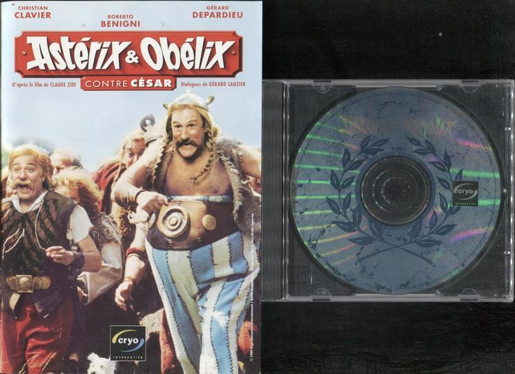 Asterix & Obelix gegen Cäsar !! Kultspiel