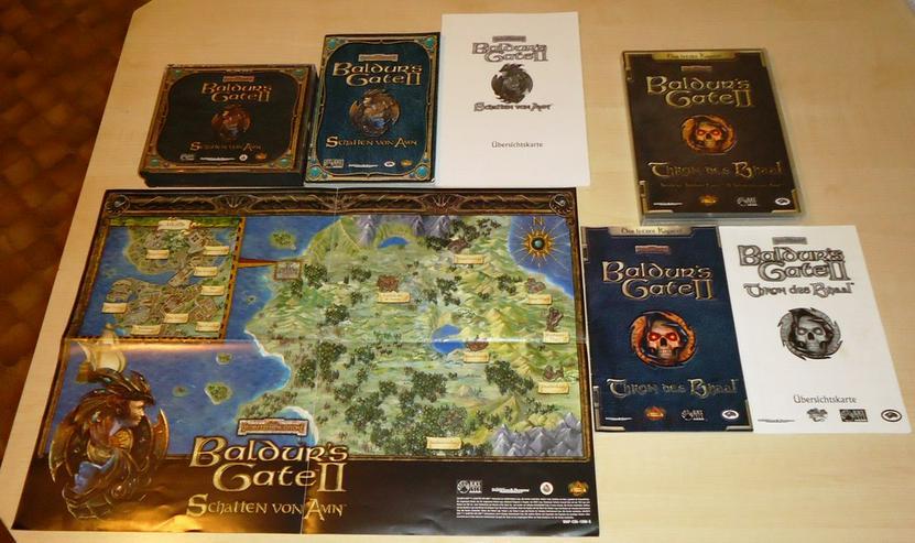Baldur's Gate 2 - Schatten von Amn + AddOn