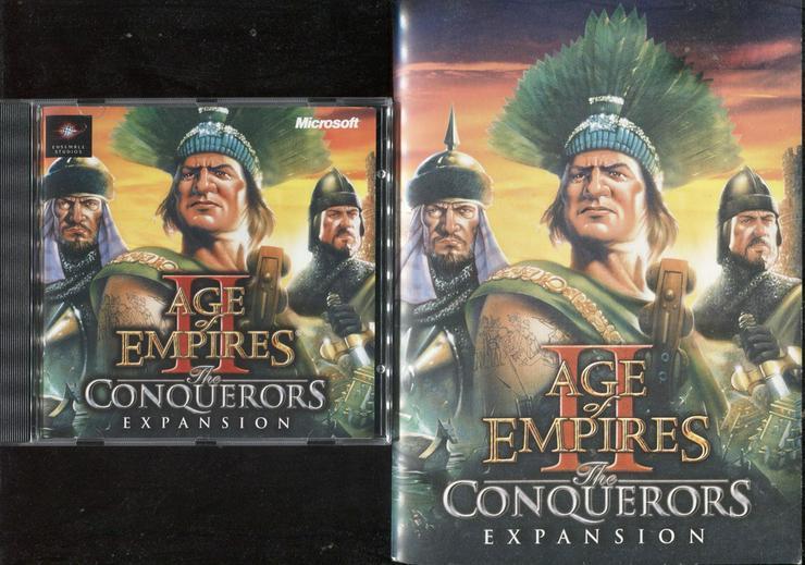 Age of Empires II 2 - The Conquerors - Bild 1