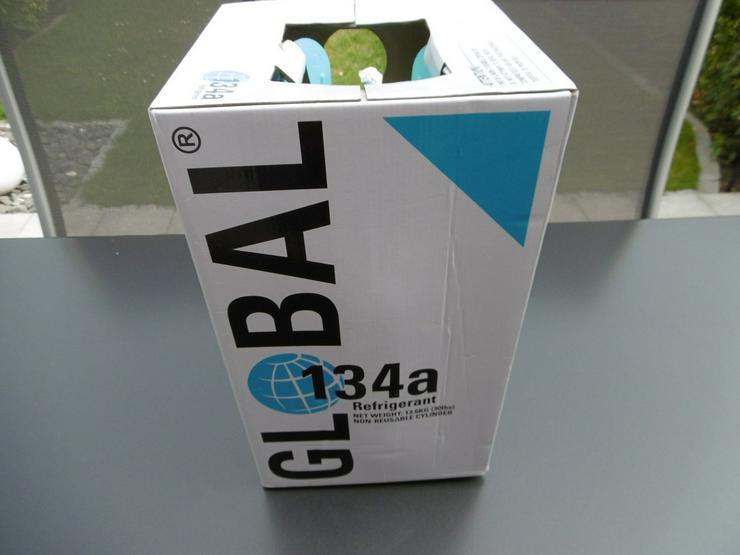 NEU  Kältemittel R134a 13,6 kg orig versiegelt
