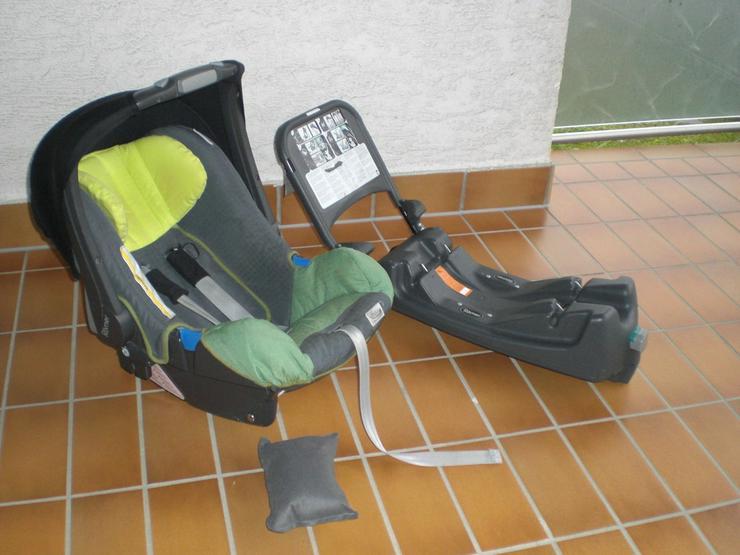 Römer Babyschale - BabySafe inkl. ISO Fix Statn
