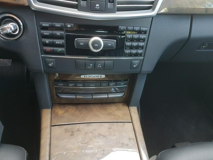 Bild 5: Mercedes-Benz E-Klasse