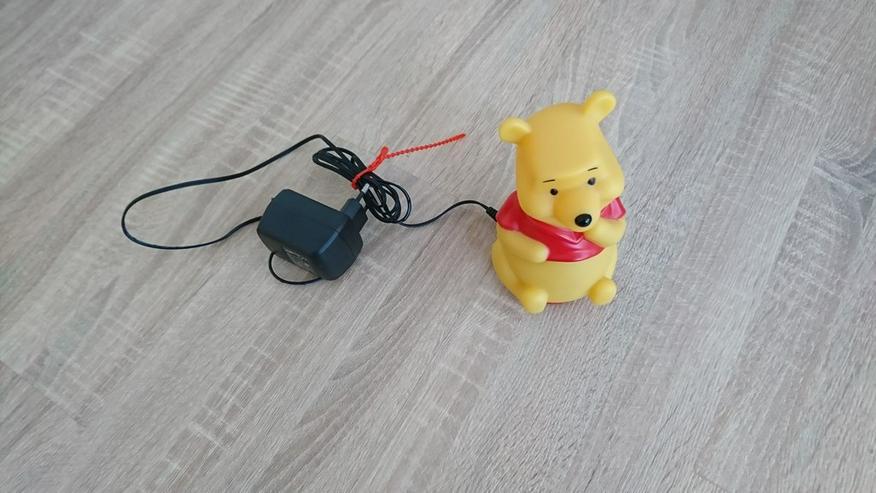 Bild 2: Winnie Pooh 2in1 Kindernachtlicht