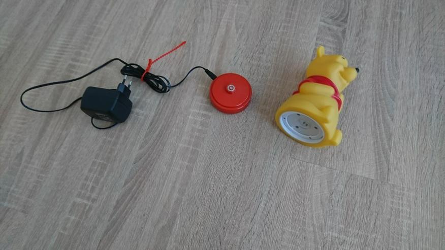 Bild 3: Winnie Pooh 2in1 Kindernachtlicht