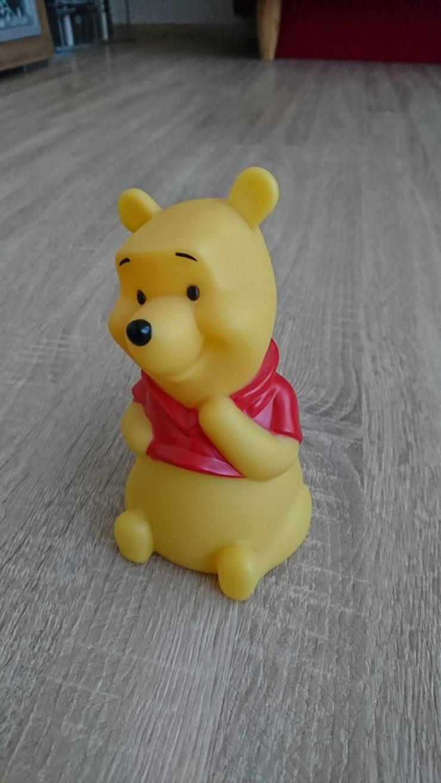 Bild 4: Winnie Pooh 2in1 Kindernachtlicht