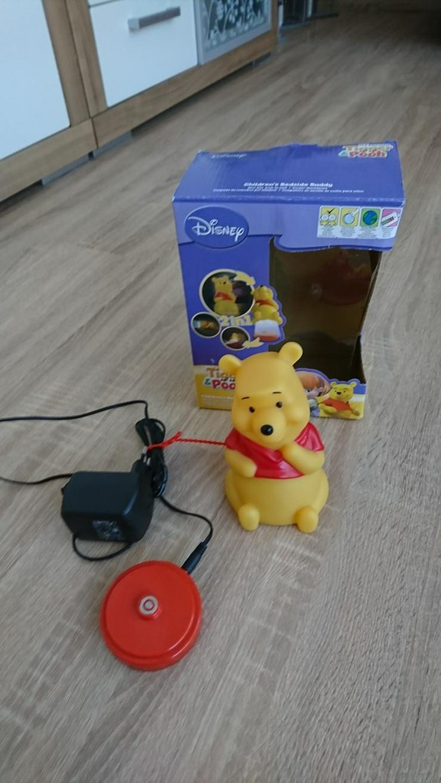Winnie Pooh 2in1 Kindernachtlicht - Babyfone & Überwachung - Bild 1