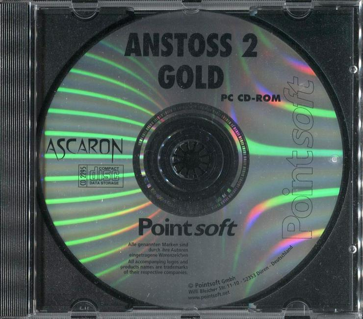 Anstoss 2 Gold - Bild 1