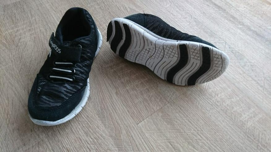 Trunschuh im Zebra Look - Größe 30