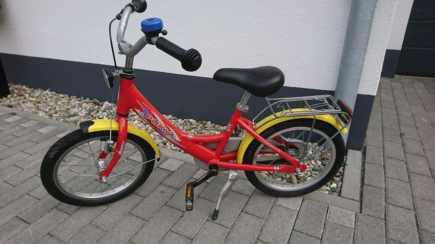 Kinderfahrrad Puki 16ZL - Kinderfahrräder - Bild 1