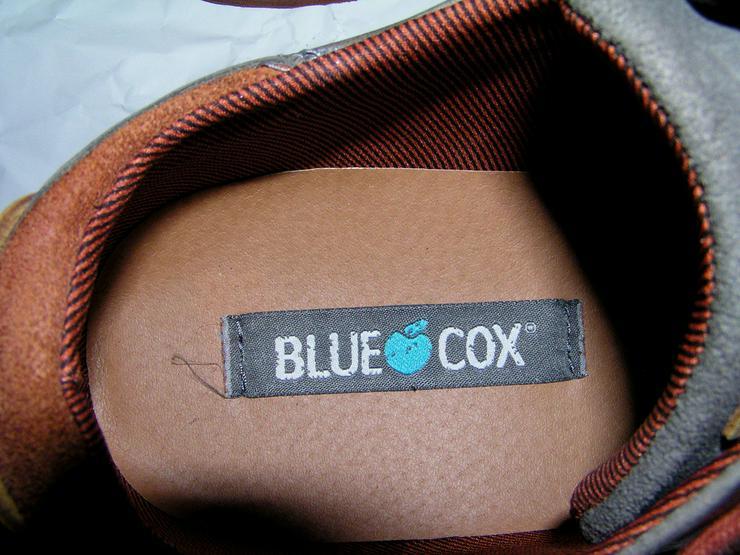 Bild 5: Cox Herren Business Leder Halbschuh Handarbeit