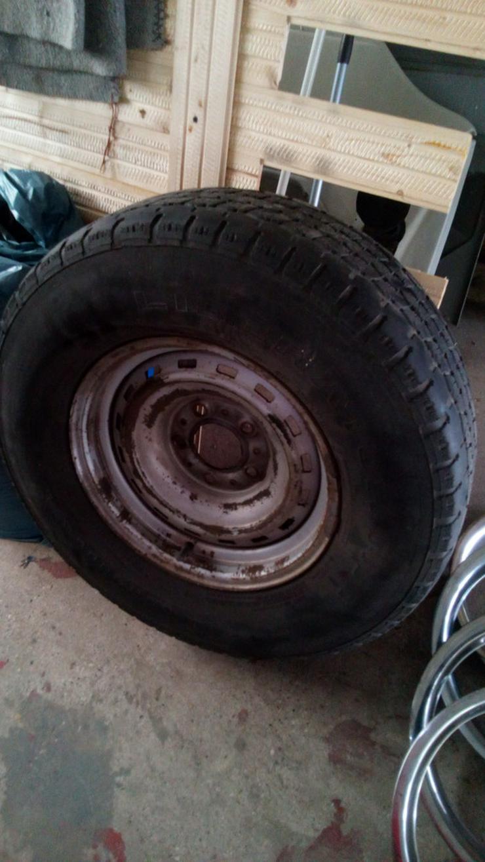 Stahlfelge Chevy Van G20 Chevrolet GMC Vandura