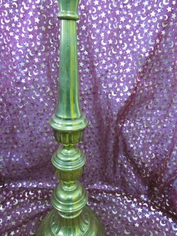 Bild 4: Antiker sakraler Kerzenhalter / Altarleuchter