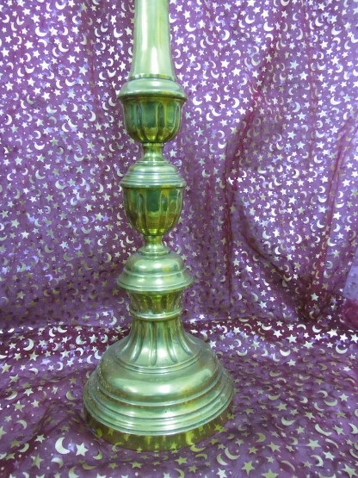 Bild 5: Antiker sakraler Kerzenhalter / Altarleuchter