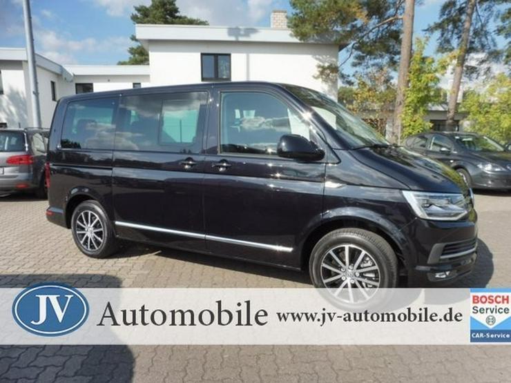 VW T6 Multivan HIGHLINE 2.0 TDI DSG*LED-SW/UPE:76* - Multivan - Bild 1