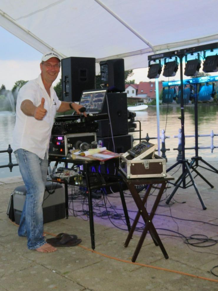 Freundl. DJ mit Berufserfahrung mit FP - Musik, Foto & Kunst - Bild 1