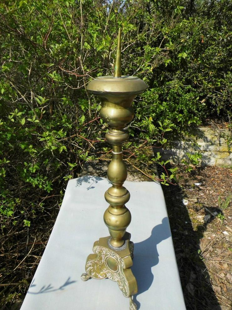 Antiker Barock-Stil Kerzenhalter / Altarleucht - Kerzen & Kerzenständer - Bild 1