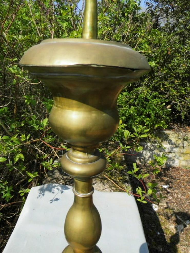 Bild 3: Antiker Barock-Stil Kerzenhalter / Altarleucht
