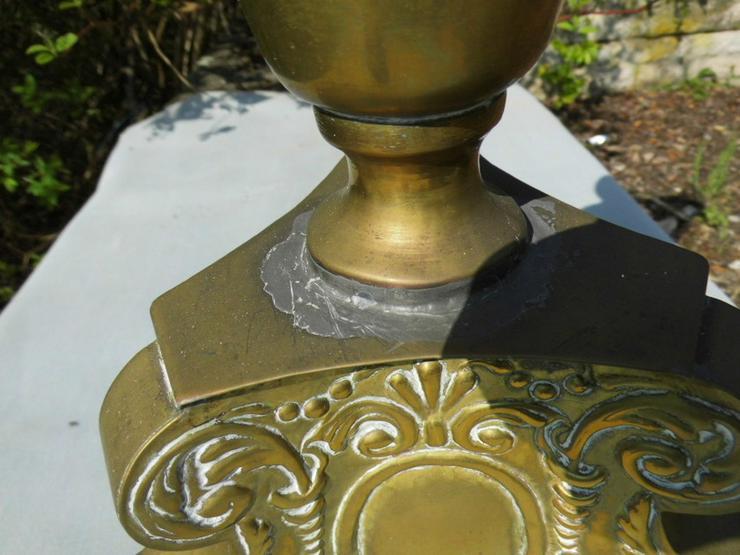 Bild 6: Antiker Barock-Stil Kerzenhalter / Altarleucht