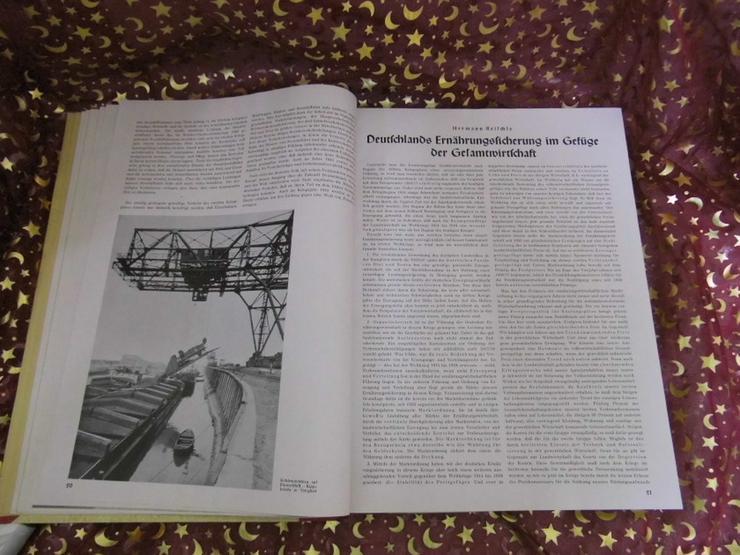 Bild 4: Gebundener Jahrgang 1942 Zeitschrift Der Vierj