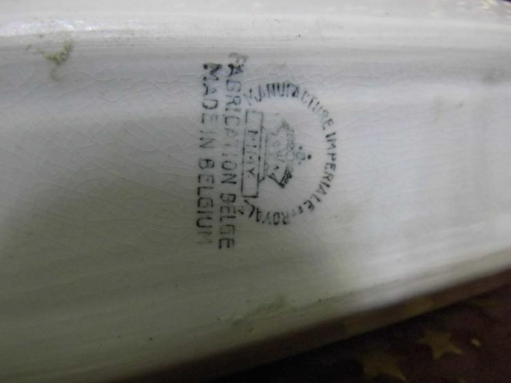 Bild 13: Antikes Waschset 4tlg. / Schönes Keramik Toile