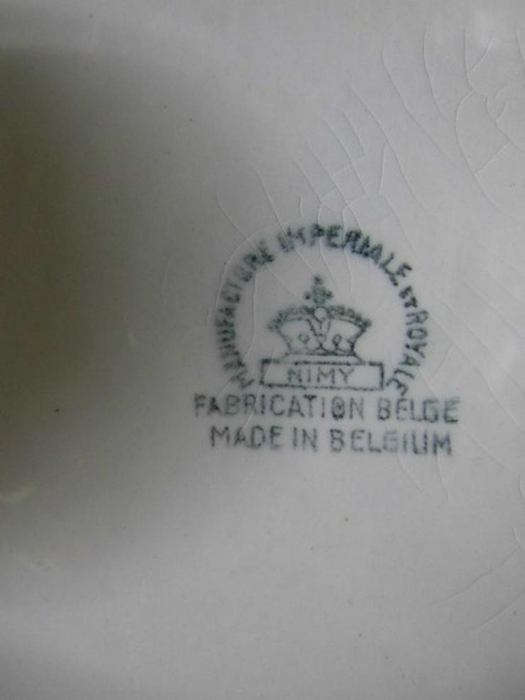 Bild 4: Antikes Waschset 4tlg. / Schönes Keramik Toile