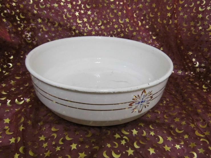 Bild 6: Antikes Waschset 4tlg. / Schönes Keramik Toile