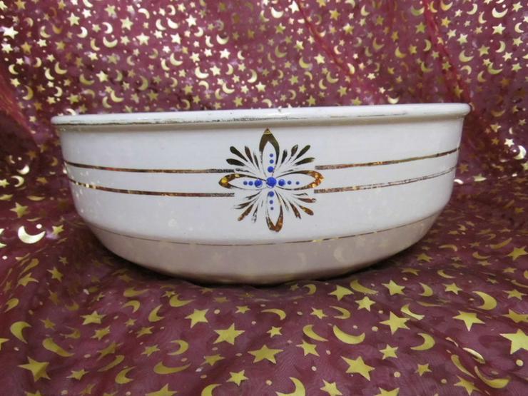 Bild 7: Antikes Waschset 4tlg. / Schönes Keramik Toile