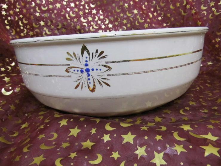 Bild 8: Antikes Waschset 4tlg. / Schönes Keramik Toile