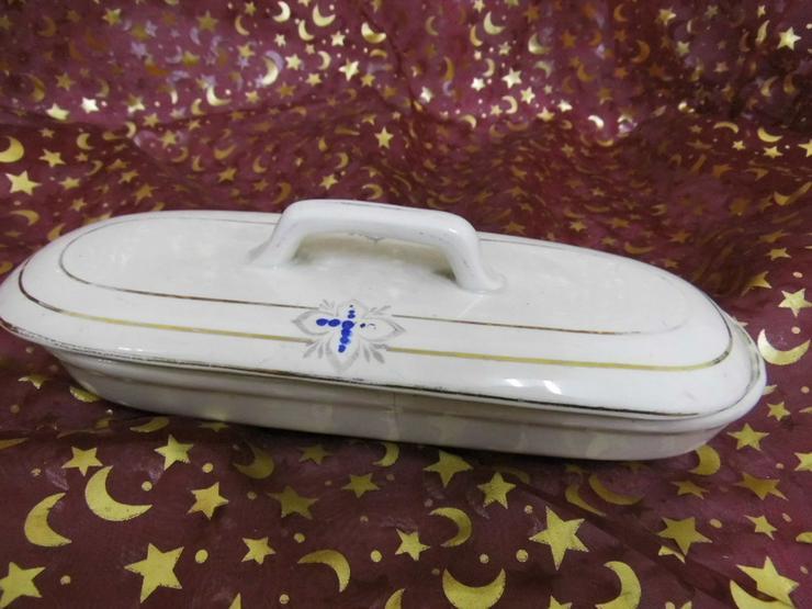 Bild 9: Antikes Waschset 4tlg. / Schönes Keramik Toile
