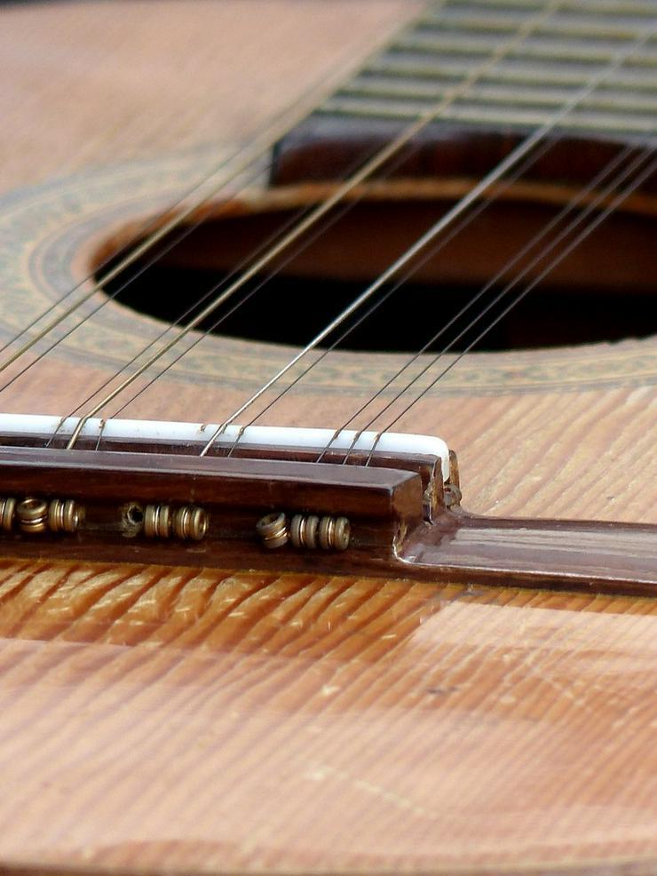 Gitarrenunterricht & Gesangsunterricht