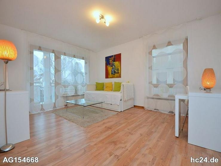 Sonnige, modern möblierte Wohnung in Kornwestheim - Bild 1