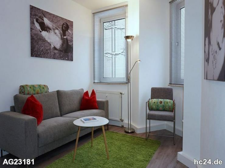 * neu möblierte 2-Zimmer-Wohnung in Augsburg - Bild 1