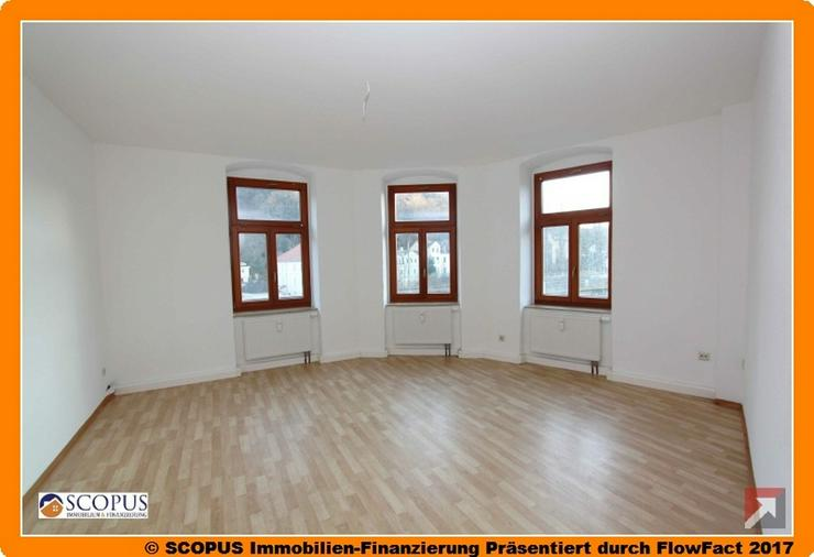 Günstige 3-Raum-Wohnung mit zusätzlicher Ofenheizung - Bild 1