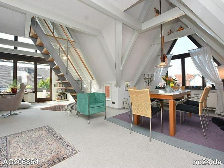 Zwischenmiete: Stilvoll möblierte Maisonette Wohnung mit TG und Terrasse in Sindelfingen
