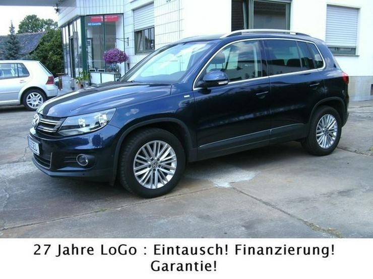 Bild 6: VW Tiguan Cup Sport & Style 2.0 TDi BMT, Navi, AHK