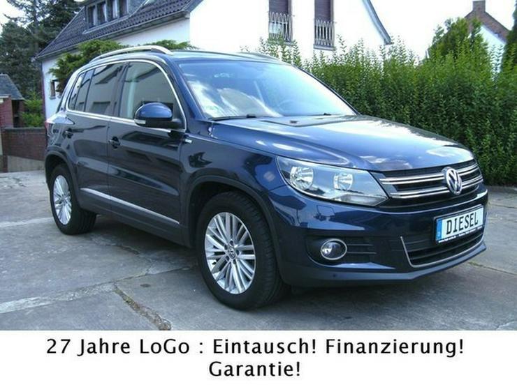 Bild 3: VW Tiguan Cup Sport & Style 2.0 TDi BMT, Navi, AHK