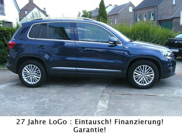 VW Tiguan Cup Sport & Style 2.0 TDi BMT, Navi, AHK - Tiguan - Bild 1