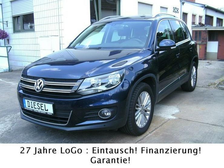Bild 5: VW Tiguan Cup Sport & Style 2.0 TDi BMT, Navi, AHK