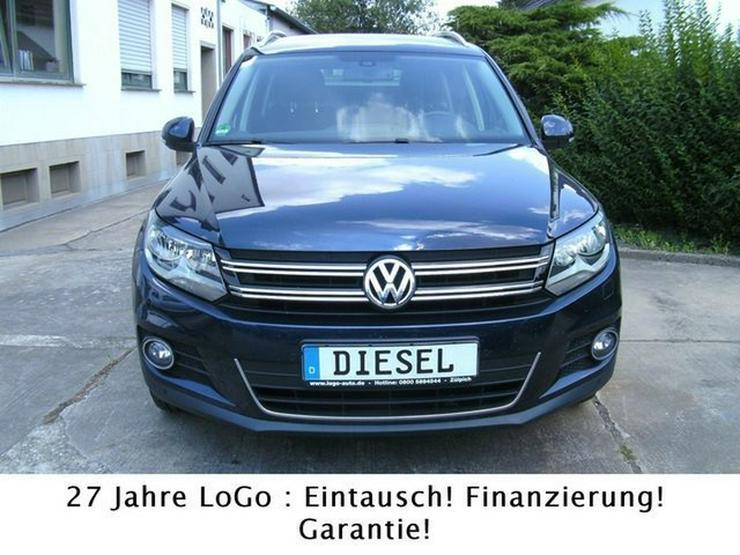 Bild 4: VW Tiguan Cup Sport & Style 2.0 TDi BMT, Navi, AHK