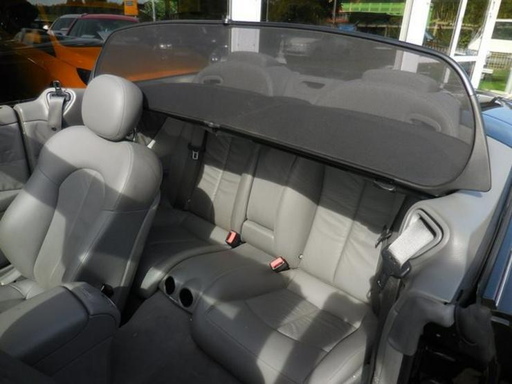 Bild 5: MERCEDES-BENZ CLK 200 K Cabrio Comand Leder Xenon -erst 53tkm!