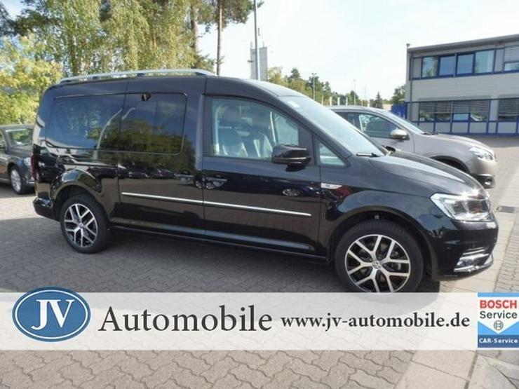 VW Caddy MAXI*HIGHLINE*2.0 TDI/STHZ/XEN/KAM/UPE:42