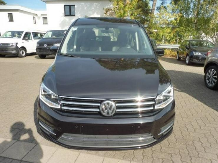 Bild 2: VW Caddy MAXI*HIGHLINE*2.0 TDI/STHZ/XEN/KAM/UPE:42