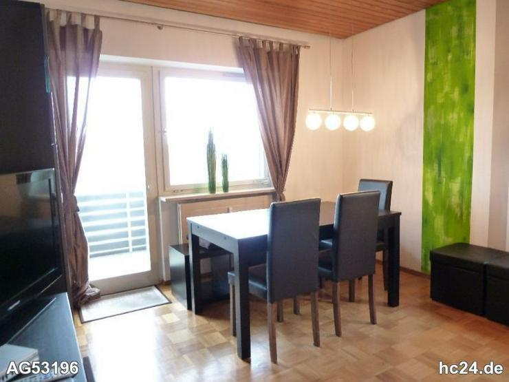 Komplett möblierte 2 Zimmer Wohnung mit Balkon. Nähe großer Alpsee frei ab 1.11.18! - Bild 1