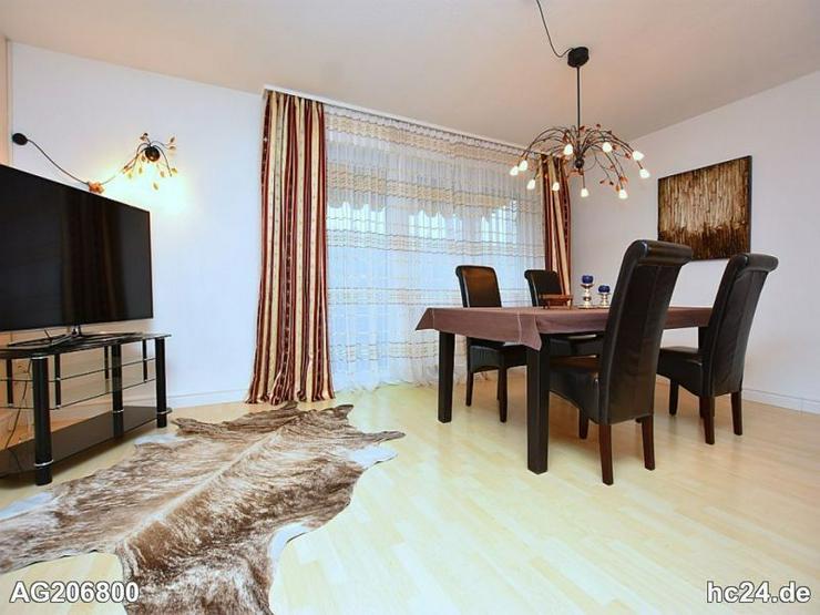 Helle, voll möblierte Wohnung mit Balkon und WLAN in Stuttgart Obertürkheim(Uhlbach)