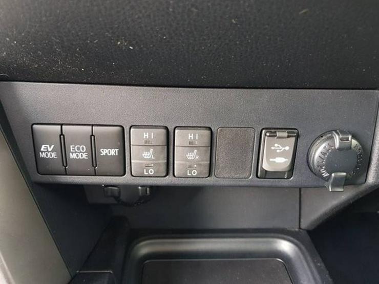 Bild 13: TOYOTA RAV 4 Hybrid 2.5 / 1. Hand /AHK/voll voll