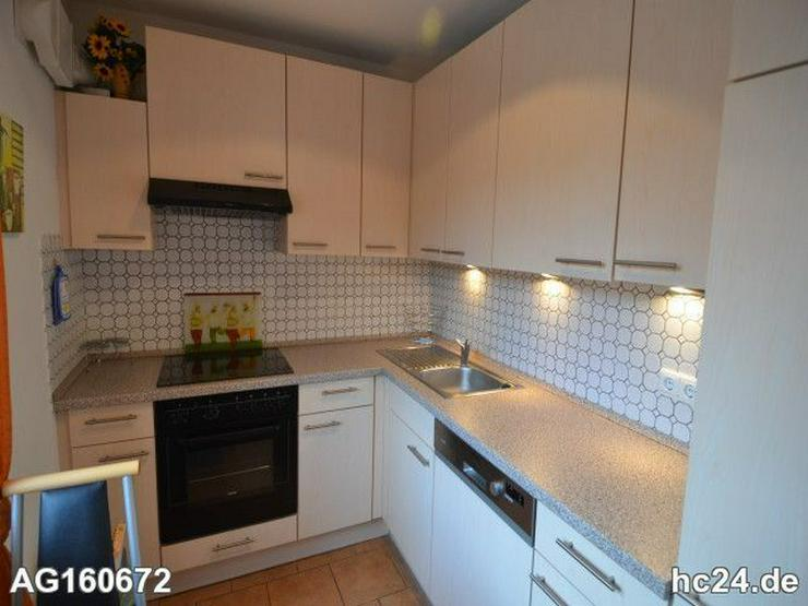 Möblierte 3-Zimmer Wohnung mit Internet, Stellplatz und Terrasse in Erbenheim