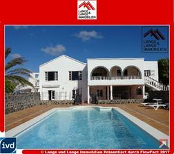Lanzarote - Playa Honda - 540 qm Villa im kanarischen Stil - Spanien Immobilien