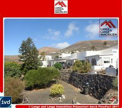 Lanzarote - La Asomada - großes Chalet mit tollem Ausblick und Gästehaus - Spanien Immob...
