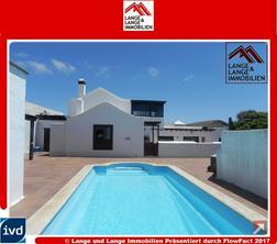 Lanzarote - Nazaret - Villa mit Meerblick und beheizbaren Pool - Spanien Immobilien
